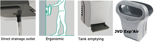 JVD Expair Tank