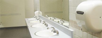 Xlerator hand dryer XL-BW